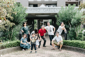 Eiji Family | 家族写真(ファミリーフォト)