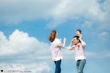 Yuzuki | 家族写真(ファミリーフォト)