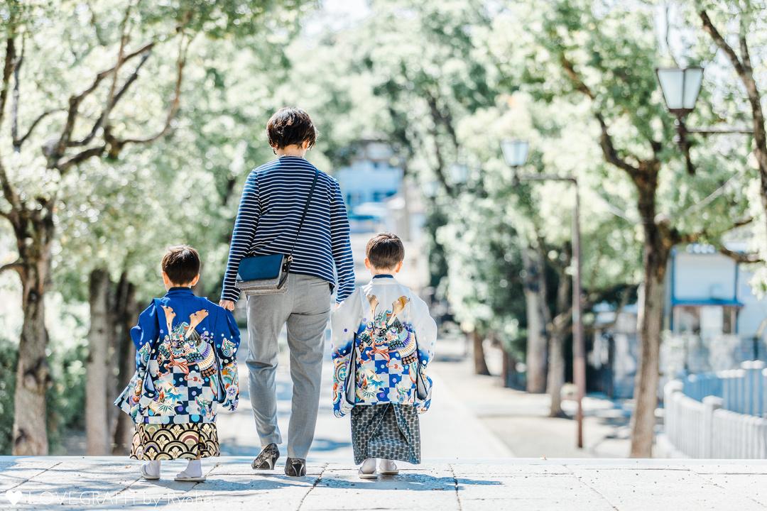 Tomita Family | 家族写真(ファミリーフォト)