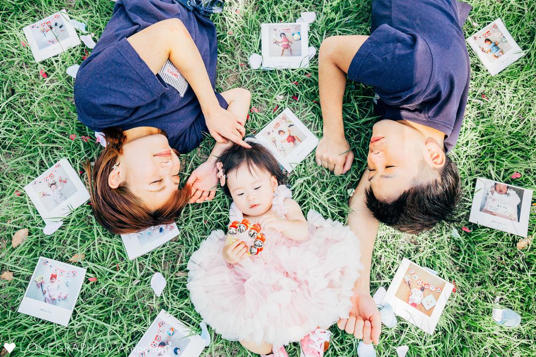 Hamanami Family | 家族写真(ファミリーフォト)