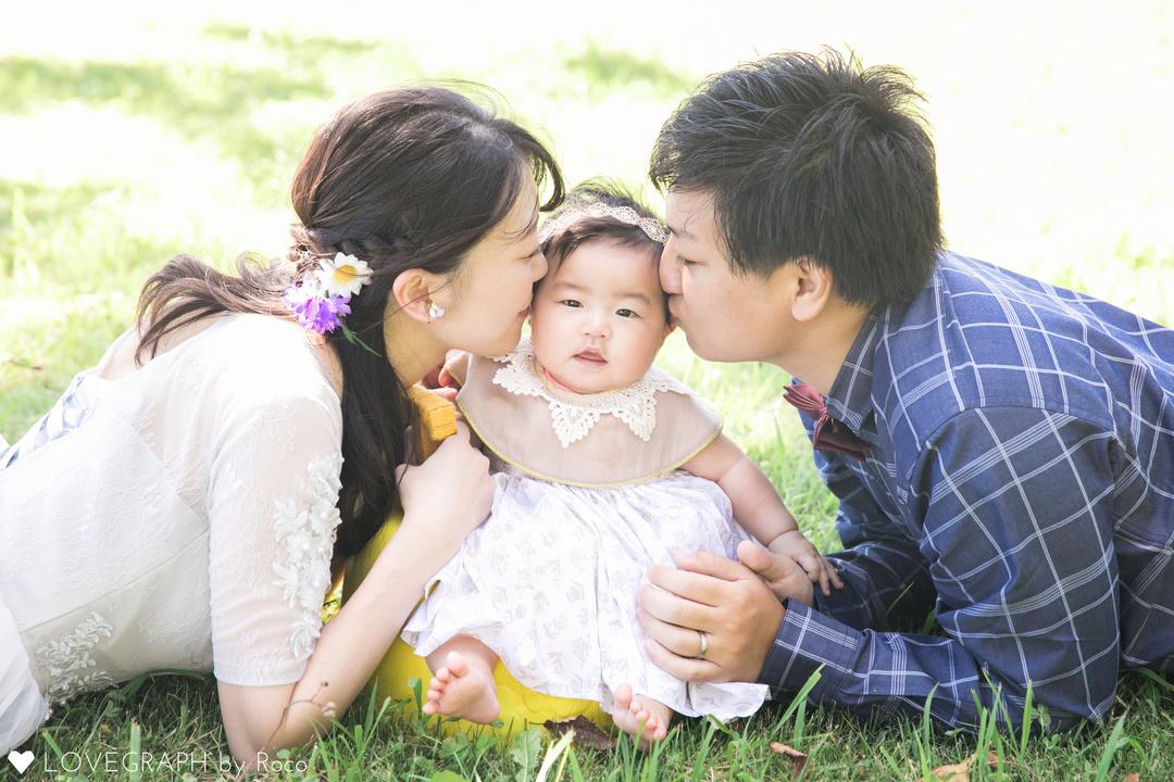S &T &S | 家族写真(ファミリーフォト)