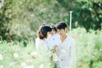 Ritsu 1st Birthday | 家族写真(ファミリーフォト)