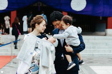Abe Family | 家族写真(ファミリーフォト)