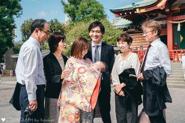 Ena Omiyamairi | 家族写真(ファミリーフォト)