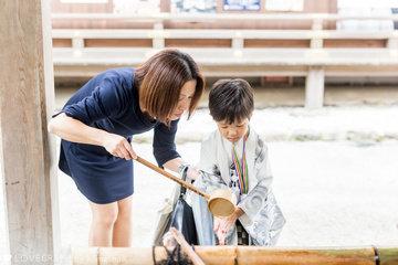 Tsukamoto Family | 家族写真(ファミリーフォト)