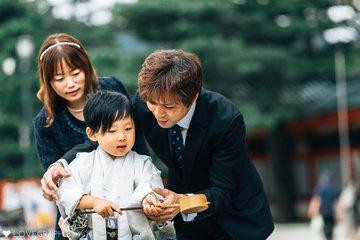 SORA 753 / 2018.10.13 | 家族写真(ファミリーフォト)