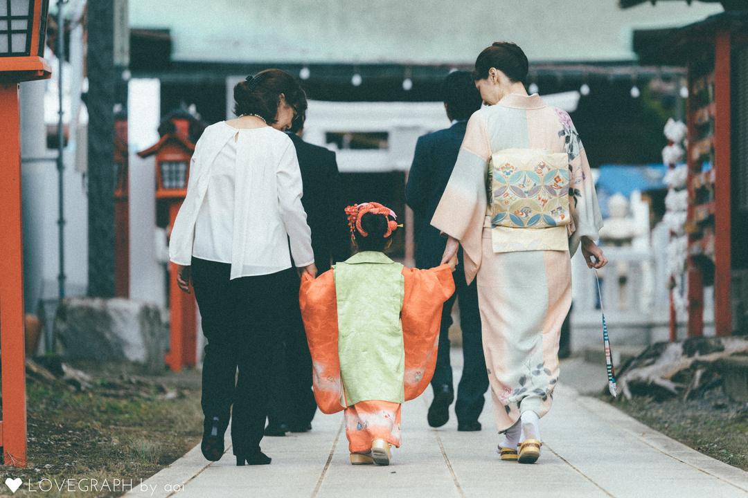 千咲 七五三 | 家族写真(ファミリーフォト)