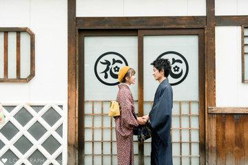 Ryuhei × Chinami | カップルフォト