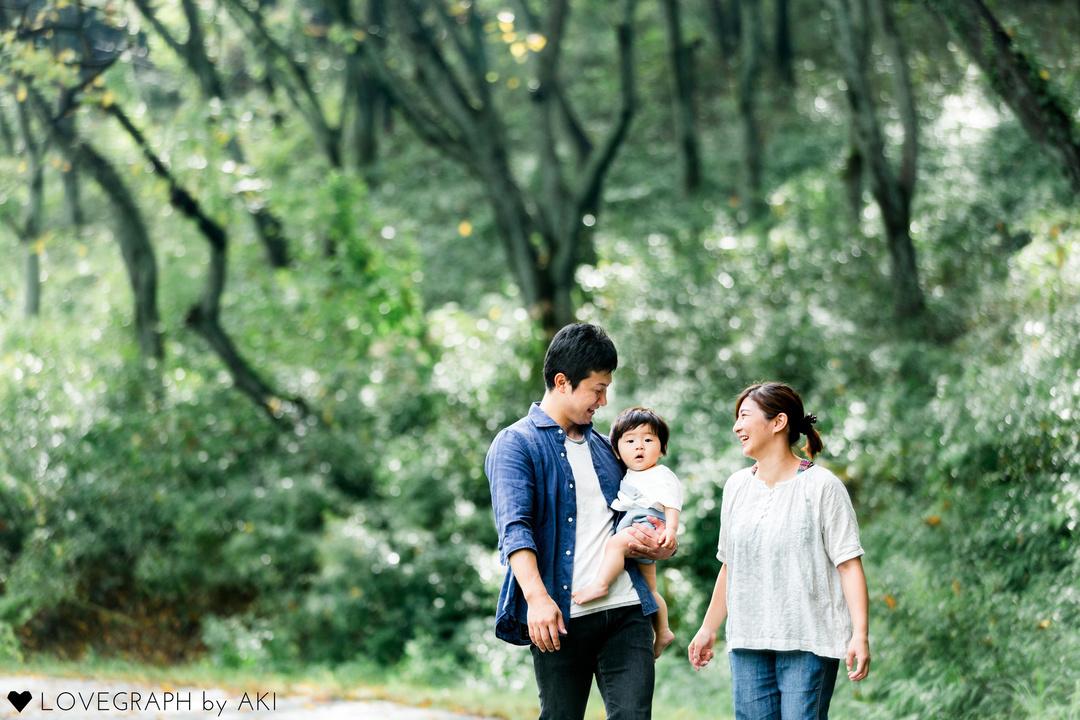 Kumagai Family | 家族写真(ファミリーフォト)