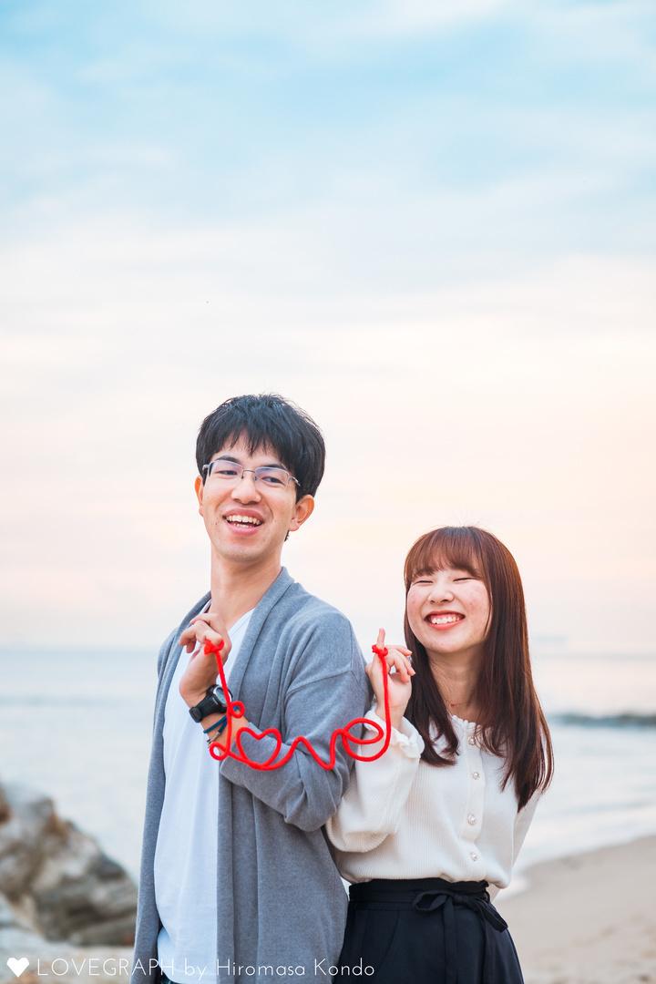 Satoshi×Miyu | カップルフォト
