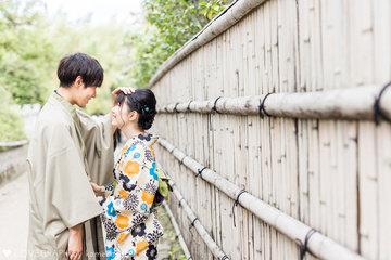 Fumihiko×Yuka | カップルフォト