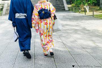 Yuki×Saki | カップルフォト
