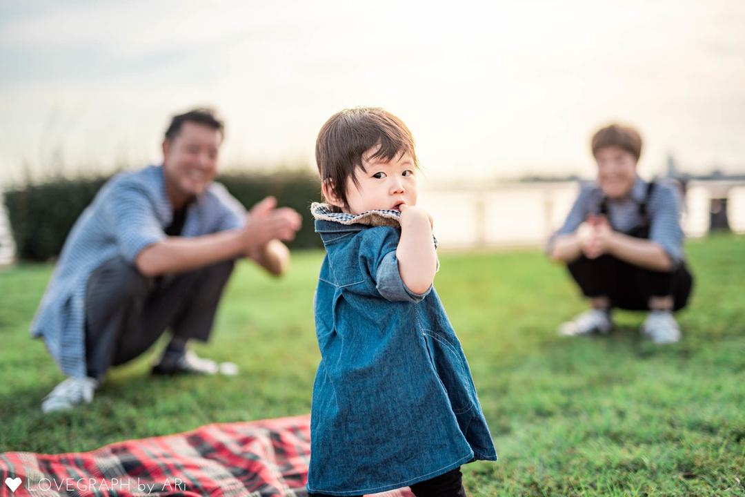 Kuwahara Family | 家族写真(ファミリーフォト)