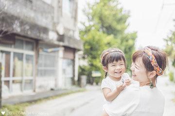 Inoue Family with friends | 家族写真(ファミリーフォト)