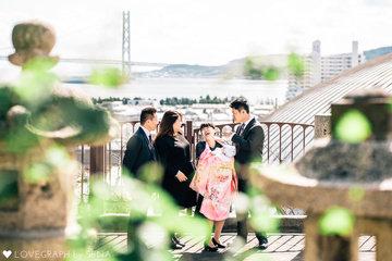 夏叶お宮参り | 家族写真(ファミリーフォト)