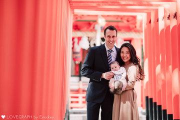 Ema Omiyamairi | 家族写真(ファミリーフォト)