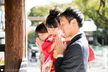Miwa Family | 家族写真(ファミリーフォト)
