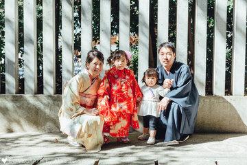 Tsumugi 753 | 家族写真(ファミリーフォト)
