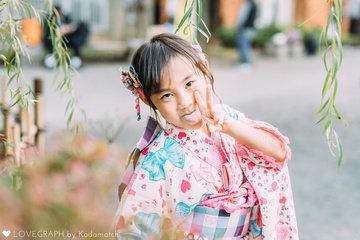 Maturin 七五三 | 家族写真(ファミリーフォト)