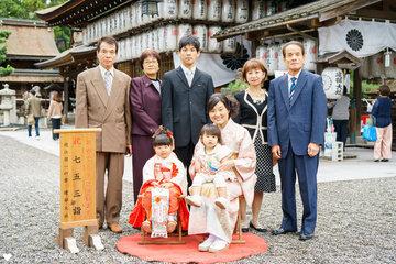 Yui 753 | 家族写真(ファミリーフォト)