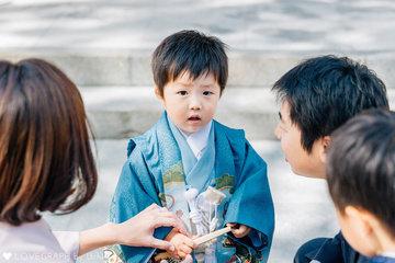 Toru Family | 家族写真(ファミリーフォト)