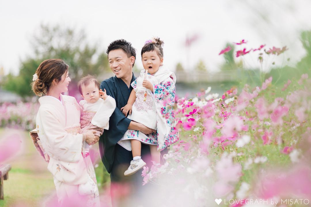 uruha family | 家族写真(ファミリーフォト)