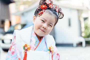Sakura Sitigosan | 家族写真(ファミリーフォト)