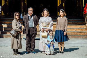 Ryotaro Family | 家族写真(ファミリーフォト)