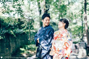 Hida Family | 夫婦フォト