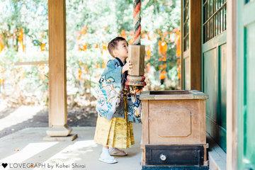Kento七五三 | 家族写真(ファミリーフォト)