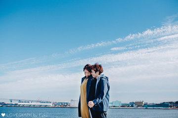 Daisuke ✕ Yuiko | カップルフォト