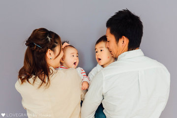 Isokawa Family | 家族写真(ファミリーフォト)
