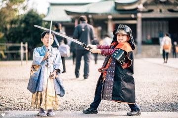 七五三こうき | 家族写真(ファミリーフォト)