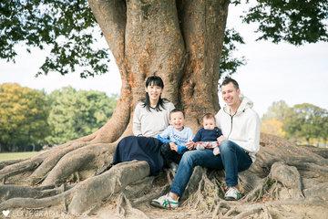 Shibayama Family | 家族写真(ファミリーフォト)