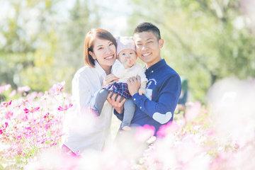 Oguri Family | 家族写真(ファミリーフォト)