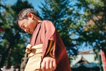 2018 Satoru | 家族写真(ファミリーフォト)