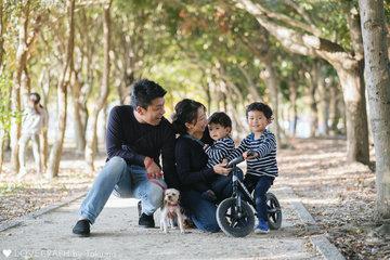 Family Photo Y | 家族写真(ファミリーフォト)