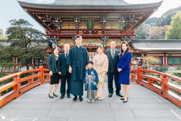 kyohei 七五三 | 家族写真(ファミリーフォト)