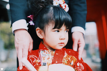 Yuuki.Reina | 家族写真(ファミリーフォト)