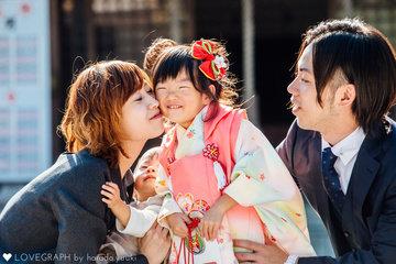 Ikeda Family | 家族写真(ファミリーフォト)