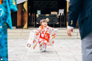 Hijiri 七五三 | 家族写真(ファミリーフォト)