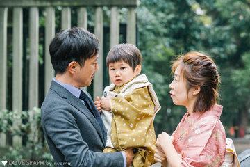 Hiroto x Itsuki | 家族写真(ファミリーフォト)