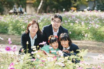 ota family  | 家族写真(ファミリーフォト)