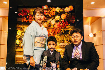 Hosoi Family | 家族写真(ファミリーフォト)