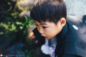 Hikaru's Shichigosan Ceremony  | 家族写真(ファミリーフォト)