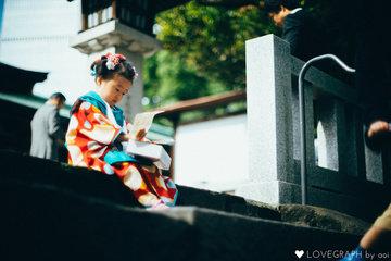 凜 七五三 | 家族写真(ファミリーフォト)