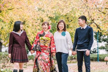 Miko Family | 家族写真(ファミリーフォト)