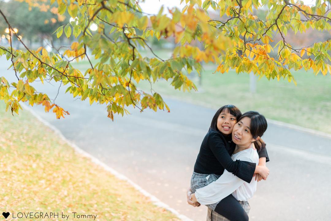 AINE×TOMOYO | 家族写真(ファミリーフォト)