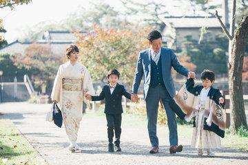 Takuma Family    | 家族写真(ファミリーフォト)