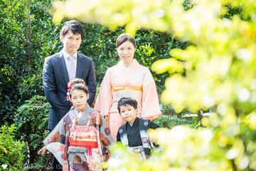 Yagi Family   家族写真(ファミリーフォト)